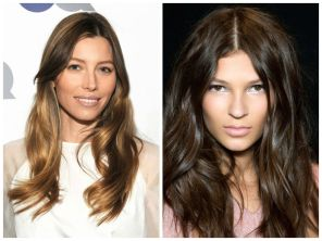 fall brunette hair colors
