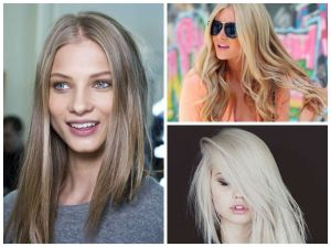 fall blonde colors