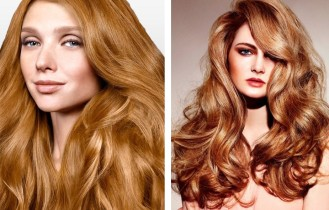 Straberry Gold- 2015 Hair Color Trend