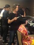 Thank you to the Yoshi Hair Studio Team- Jessica Stein