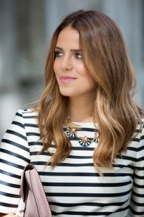 balayage-summer 2015 hair colors for brunettes